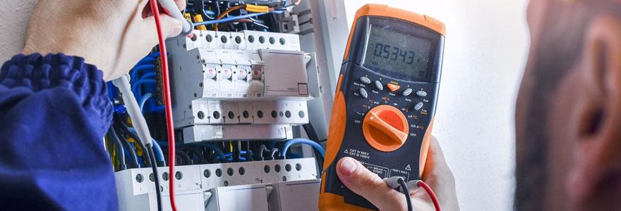Formation en habilitation électrique